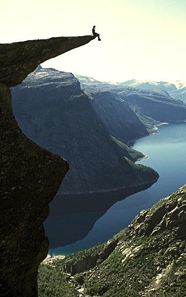 Solitude, Norway