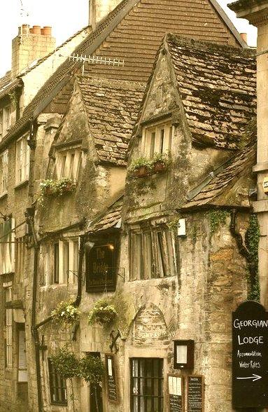 Bradford-Upon-Avon, England.