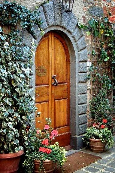 Entryway, Rome, Italy