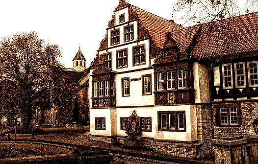 by Knight Zeisy on Flickr.Town hall of Bad Gandersheim - Lower Saxony, Germany.