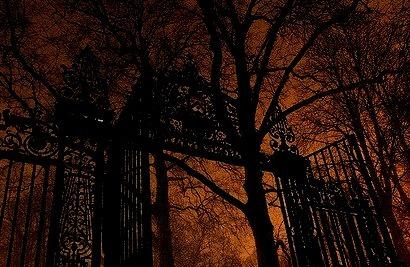 Open Gate, Cambridge, England