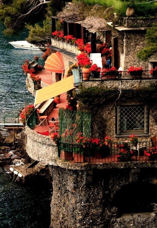 Seaside House, Portofino, Italy