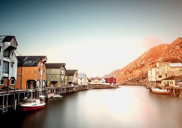 Nyksund, Norway